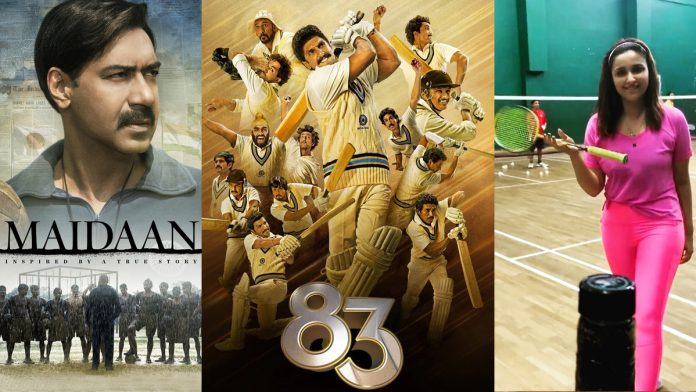 Bollywood Sports Movies 2020